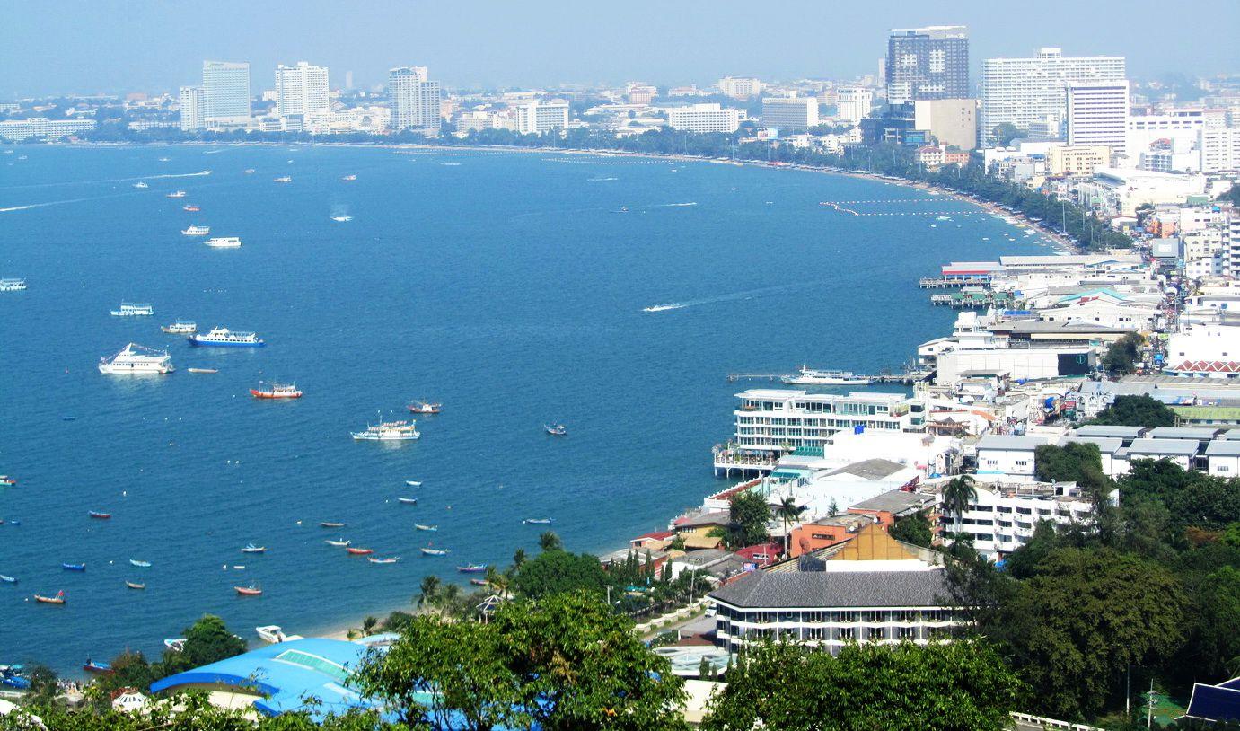 Thành phố Pattaya Thái Lan