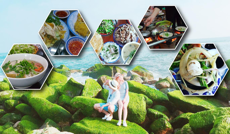 Nên đi du lịch Phú Yên vào tháng mấy để khám phá ẩm thực đất Phú?