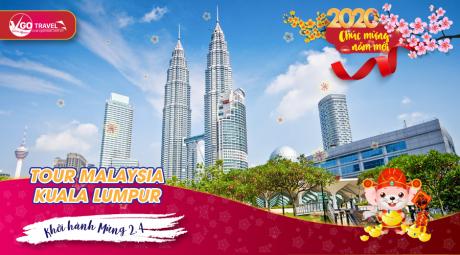 MALAYSIA: KUALA LUMPUR - MALACCA - GENTING 4N3Đ