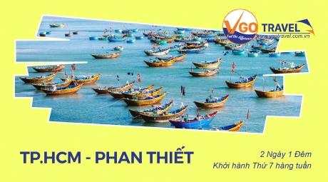 TP. HCM – PHAN THIẾT - TEAMBUILDING