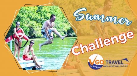 TEAMBUILDING SUMMER CHALLENGE