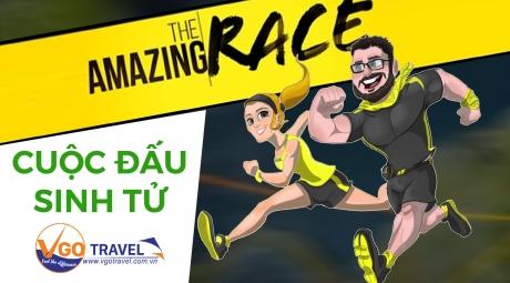 TEAMBUILDING AMAZING RACE - CUỘC ĐẤU SINH TỬ